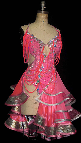 latin-dancewear-Electric-Bubblegum-L12503