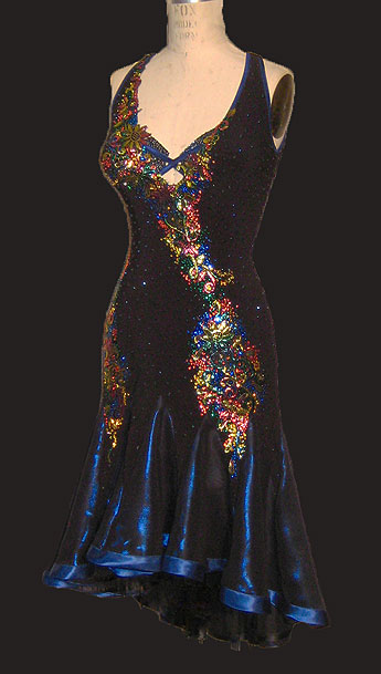 latin-dancewear-Mata-Hari-Blues-L8092