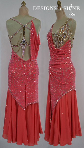 ballroom-gowns-coral-conquest-B16128