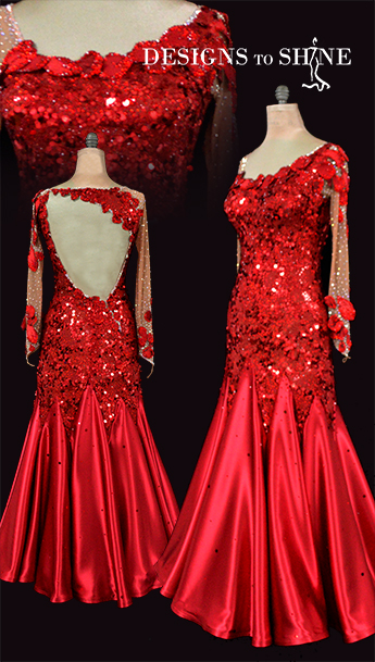 ballroom-gowns-fall-time-shine-B17147-red