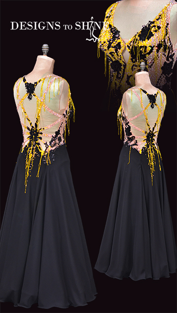 ballroom-gowns-sunshine-at-midnight-B19007