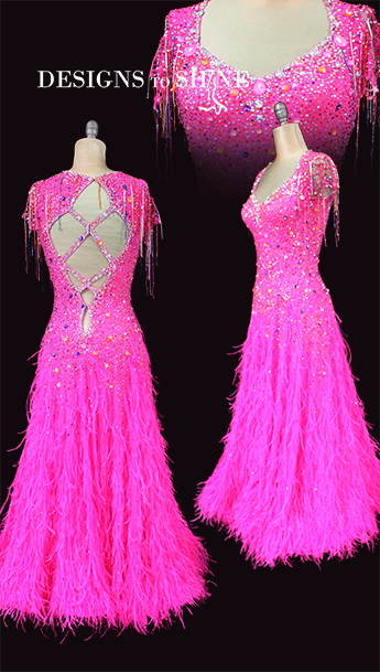 ballroom-gowns-tiny-bubbles-B18203
