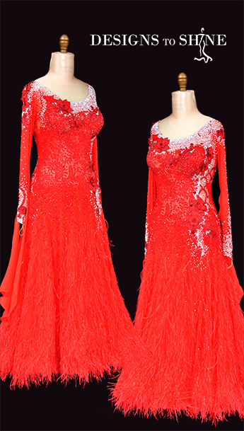ballroom-gowns-you-betta-poinsetta-B18064