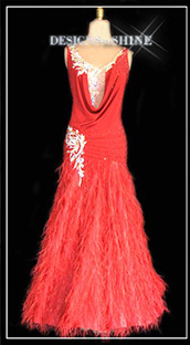 ballroom-gowns-American-Beauty-B12098