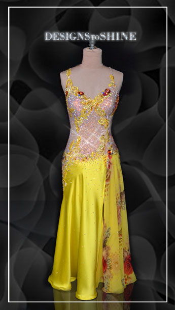 ballroom-gowns-Yellow-Breeze-B14434
