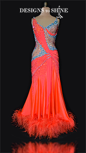 Ballroom Gowns by Designs to Shine page 4