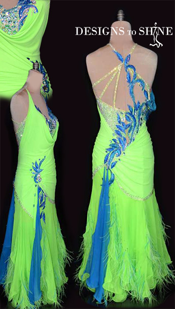 ballroom-gowns-dream-green-B12149