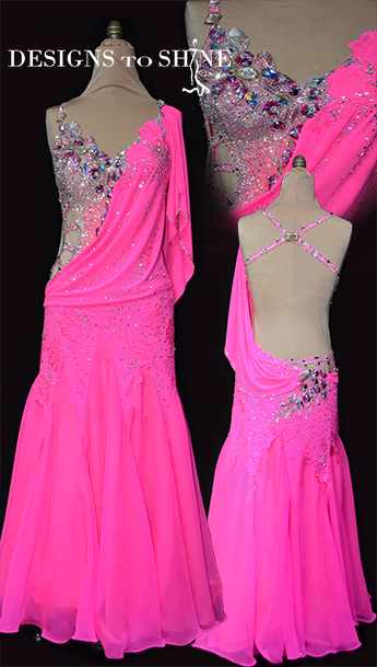 ballroom-gowns-pink-confusion-B16427