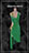 Latin dresses green color range