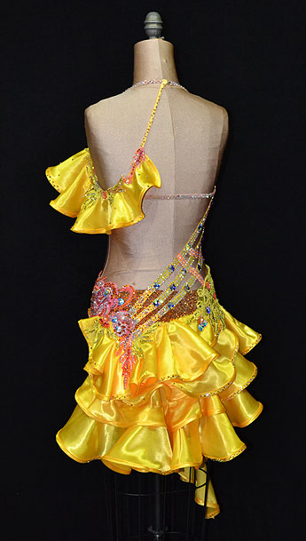 latin-dancewear-Married-Gold-L13196