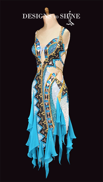 latin-dancewear-aztec-gold-L18139
