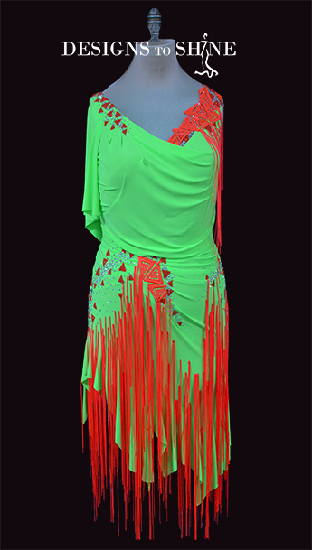 latin-dancewear-aztec-lime-L17211