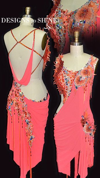 latin-dancewear-Decorative-Diva-L13212
