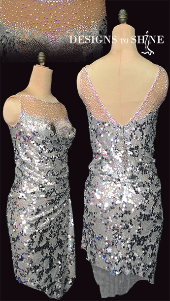 latin-dancewear-silver-spangle-L16307
