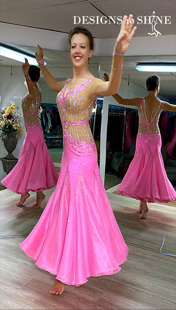 ballroom-gowns-pink-wonderland-B17274-summer-side