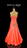 Orange style Ballroom Gowns